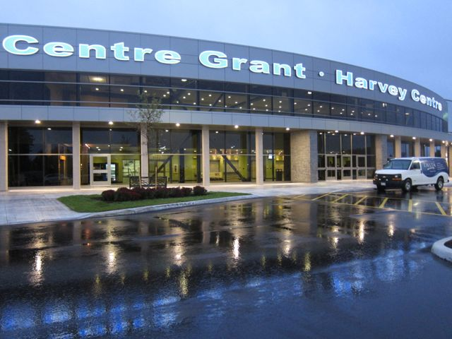 Grant-Harvey Centre