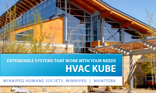 HVAC Winnipeg Humane Society